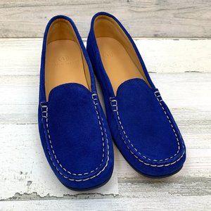 AUSTEN HELLER Highlands Porter Royal Blue Loafer